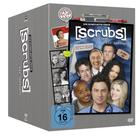 Scrubs Staffel 1-9 komplett auf DVD für 29,99€ inkl. Versand (statt 40€)