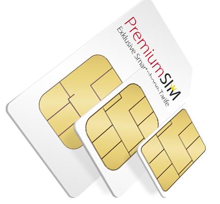 PremiumSIM Allnet-Flat (o2) + 3GB (!) LTE für 6,99€/Monat (24 Monate Laufzeit)