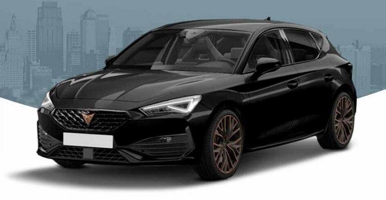 Privat Leasing: Seat Cupra Leon 1.4e Hybrid mit 245 PS und DSG ab 165€ mtl. (BAFA, LF: 0,43)