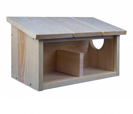 Bümag eG Eichhörnchen Futterhaus (38x19x22 cm) für 33,70€ inkl. Versand