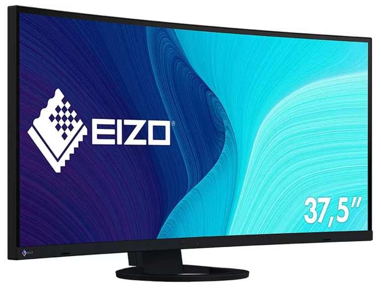 Eizo FlexScan EV3895-BK 37,5 Zoll UWQHD Monitor (5 ms Reaktionszeit, 60 Hz) für 1.259,10€ inkl. Versand (statt 1470€)