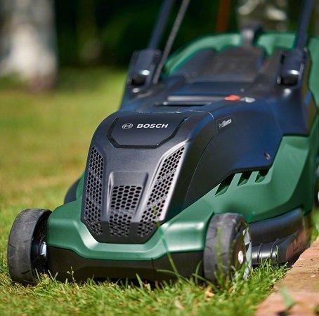"Bosch Elektro-Rasenmäher ""AdvancedRotak 750"" für 139,99€ (statt 217€) - Prime!"