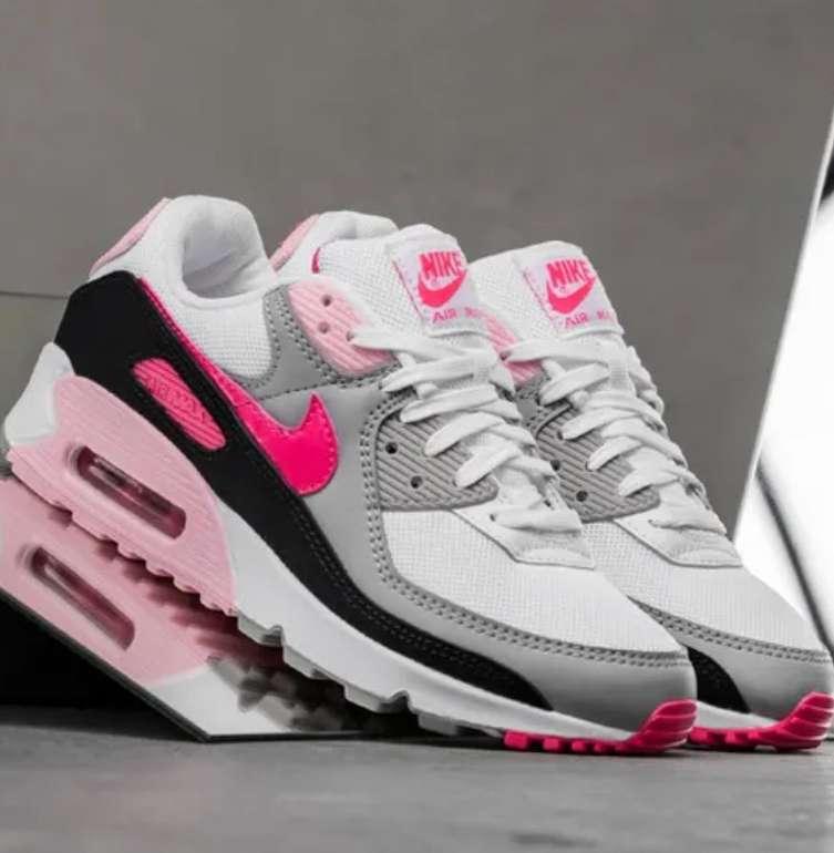Nike Air Max 90 Damen Sneaker für 73,48€ inkl. Versand (statt 98€) - Nike Membership!