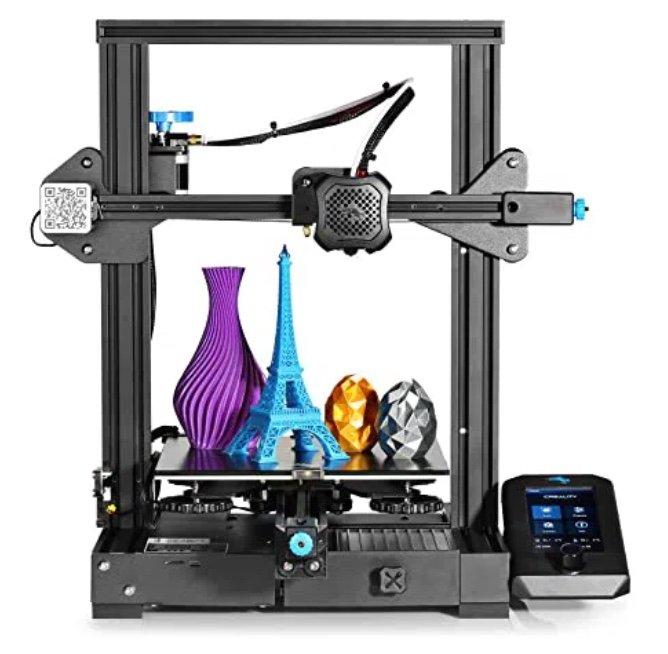 Creality Ender-3 V2 3D Drucker (220 x 220 x 250 mm) für 159,99€ inkl. Versand (statt 212€)