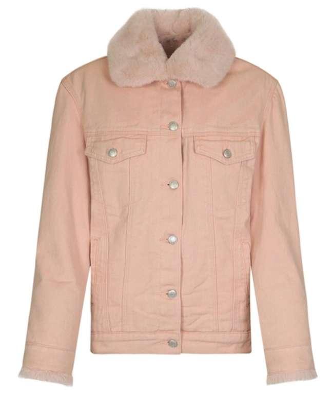 Rosa Tally Weijl Cord-Jacke für 13,49€ inkl. Versand (statt 40€)