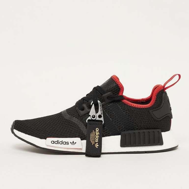 Adidas Originals NMD R1 Sneaker in der Farbe schwarz/rot für 60€ inkl. Versand (statt 140€)
