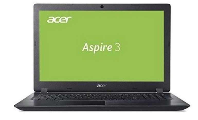 """Acer Aspire 3 (A315) - 15,6"""" Office-Notebook mit 256GB SSD und 4GB RAM für 299€ (statt 379€)"""