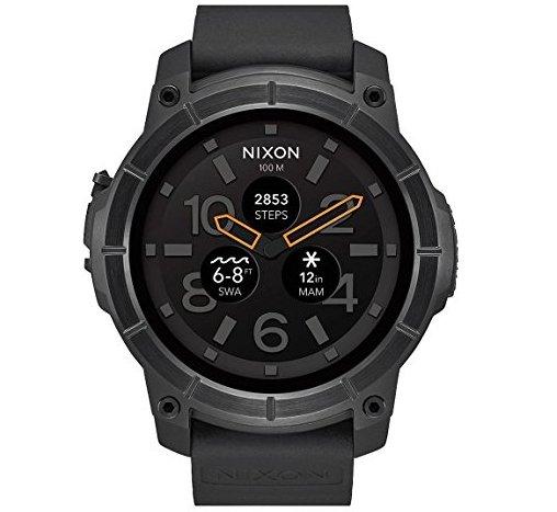 Nixon Mission Smartwatch mit Corning Gorilla Glas für 199,99€ (statt 277€)