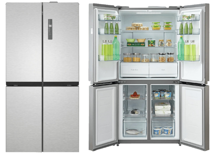 Bomann Kühlschrank Side By Side : Bomann kg 2199 ix side by side kühlschrank für 579u20ac inkl. vsku2026