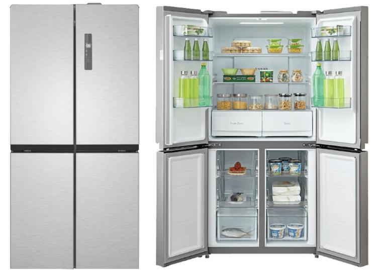 Bomann Kühlschrank Saturn : Bomann kg ix side by side kühlschrank für u ac inkl vsku