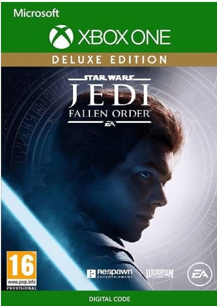 Star Wars Jedi: Fallen Order Deluxe Edition Xbox One (Digitaler Code) für 40,09€