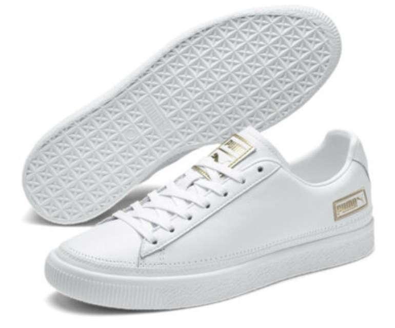 Puma Basket Stitch Unisex Sneaker für 31,45€ inkl. Versand (statt 50€)