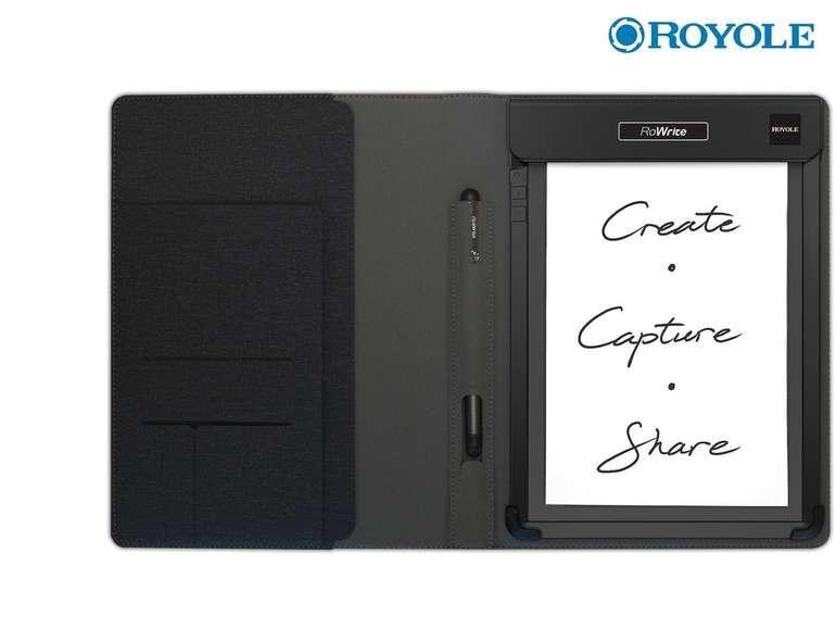 Royole RoWrite digitaler Notizblock für 85,90€ inkl. Versand (statt 168€)