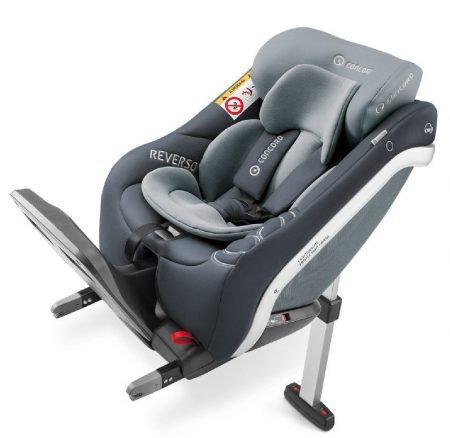 Concord Kindersitz Reverso Plus in Steel Grey für 199,99€ inkl. VSK