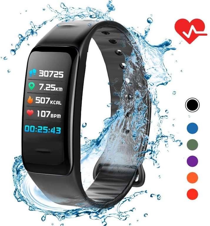Lixada Fitness Tracker in 6 Farben (IP67) für je 17,49€ inkl. Prime VSK