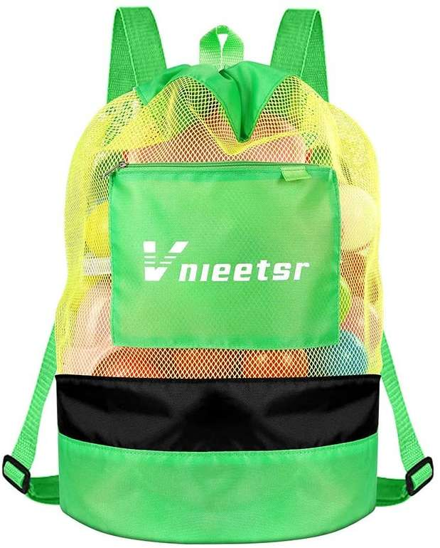 Vnieetsr Mesh Strandrucksack in 2 Farben für je 6,59€ inkl. Prime Versand (statt 11€)
