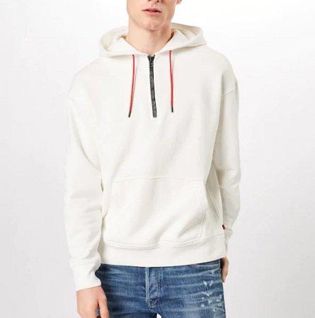 Levi's x Justin Timberlake Half Zip für 21,53€ inkl. VSK (statt 47,50€)