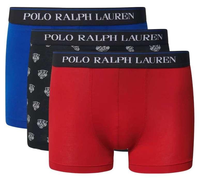 Ansons: 20% Rabatt auf viele Artikel (Kundenkarte) - z.B. 3er Pack Polo Ralph Lauren Underwear Trunks für 23,99€ (statt 30€)