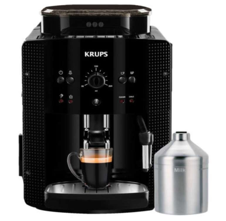 Krups EA 81M8 Kaffeevollautomat mit Kegelmahlwerk für 199,90€ inkl. Versand (statt 239€)