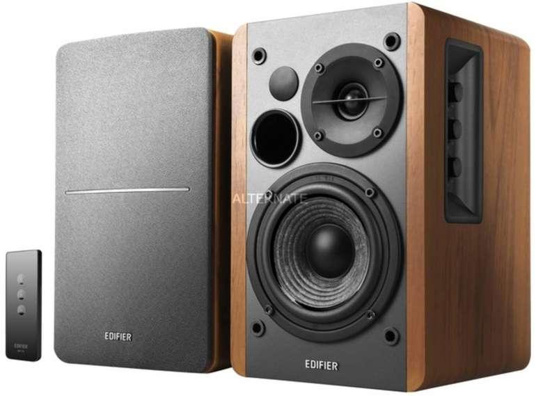 Edifier Studio R1280T Stereo PC Aktiv-Lautsprecher für 65,09€ (statt 72€)