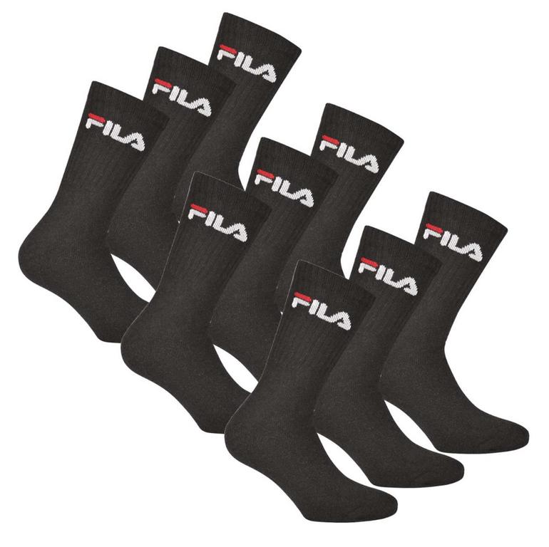 9 Paar FILA Frottee Tennis-Socken mit Logobund für 19,95€ inkl. VSK (statt 29€)