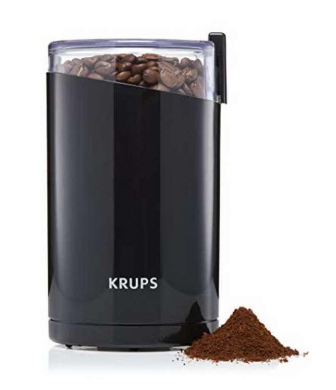 Krups Kaffeemühle F203 für 24,94€ inkl. Versand (statt 29€)