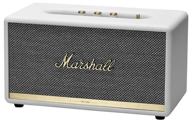 Marshall Stanmore II Lautsprecher (80W, Bluetooth 5.0, App-Steuerung) je 222,39€