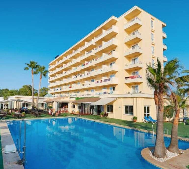 TUI Pauschalreise: 6 Tage Mallorca zu Zweit (3,5* Hotel, All Inclusive + Transfer) z.B. 12. - 17.06. für 628€