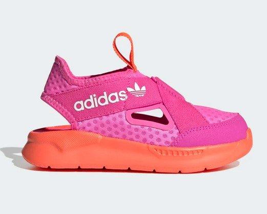 Adidas 360 Kinder Sandale in Pink für 25,50€ inkl. Versand (statt 50€)