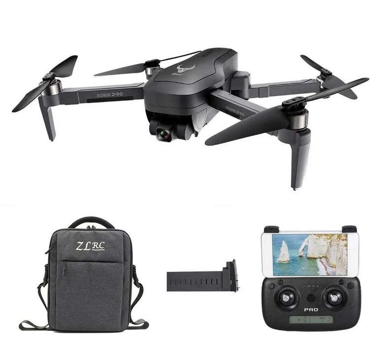 ZLRC SG906 Pro GPS Drohne (5G, 4K Kamera) für 122,07€ inkl. Versand (statt 150€)