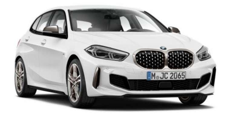 Privat- und Gewerbeleasing: BMW 1er M mit 305 PS für 349€ mtl. (LF: 0.67, Überführung: 990€)