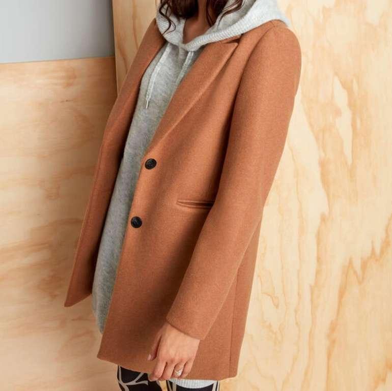 Takko Fashion Sale mit bis zu 50% Rabatt + 20% Extra ab 29€ + VSKfrei - z.B. Damen Mantel für 31,99€ (statt 50€)