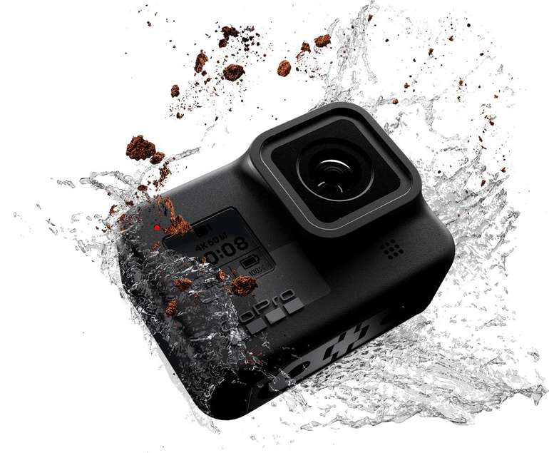 GoPro HERO8 Black für 289,90€ inkl. Versand (statt 314€)