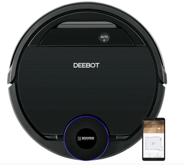 Ecovacs Deebot Ozmo 930 Saugroboter für 333€ inkl. Versand (statt 444€)