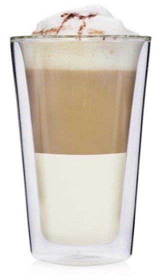 6 doppelwandige Latte Macchiato Gläser für 19,99€ inkl. Versand (statt 35€)
