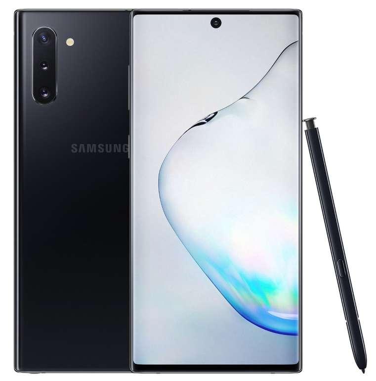 Samsung Galaxy Note10 mit 8GB RAM und 256GB Speicher für 389€ inkl. Versand (statt 434€) - Newsletter Gutschein!