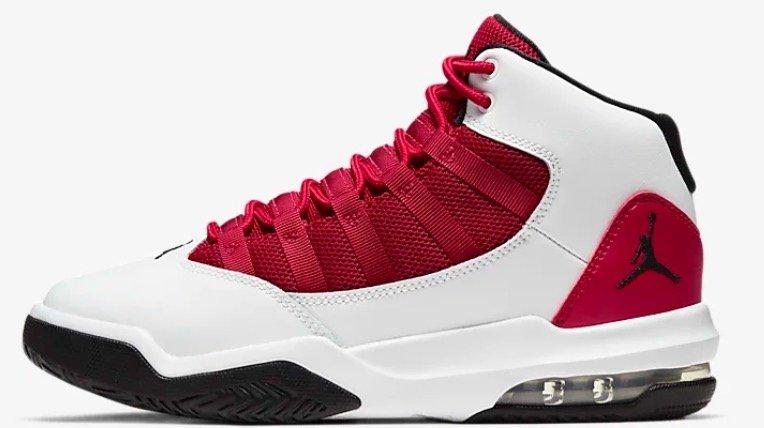 Jordan Max Aura Kinder Sneaker für 49,97€ inkl. Versand (statt 79€) - Nike Membership!