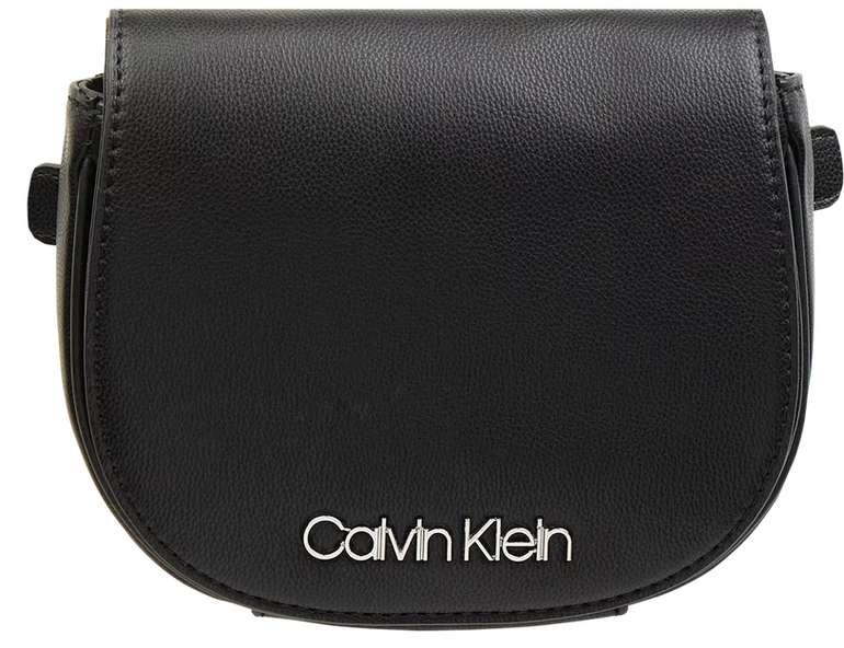 Calvin Klein Gürteltasche in Leder-Optik in Grau/Schwarz für 37,49€ inkl. Versand (statt 54€)