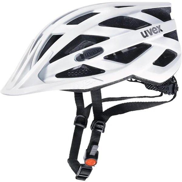 Uvex Fahrradhelm I- Vo CC für in Weiß (52-57 cm) für 56,94€ inkl. Versand (statt 70€)