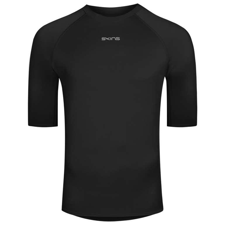 Skins DNAmic Force Herren Kurzarm Funktionsshirts für 11,72€