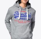 Superdry Herren Kapuzenpullover 'Premium Goods Duo Hood' für 29,25€ (statt 67€)