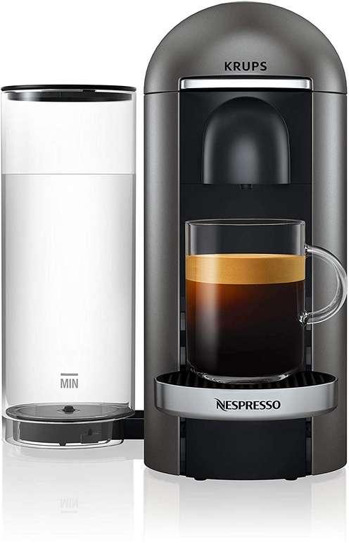 Krups Nespresso Vertuo Plus XN900T Kapselmaschine 1,7 Liter für 59€ inkl. Versand (statt 91€)