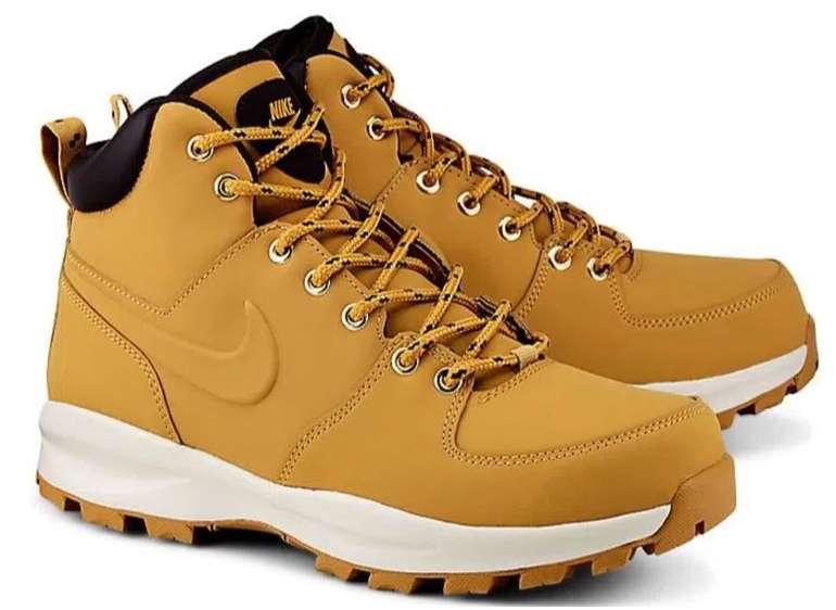 Nike Manoa Leder Boots in beige für 43,18€ inkl. Versand (statt 58€)