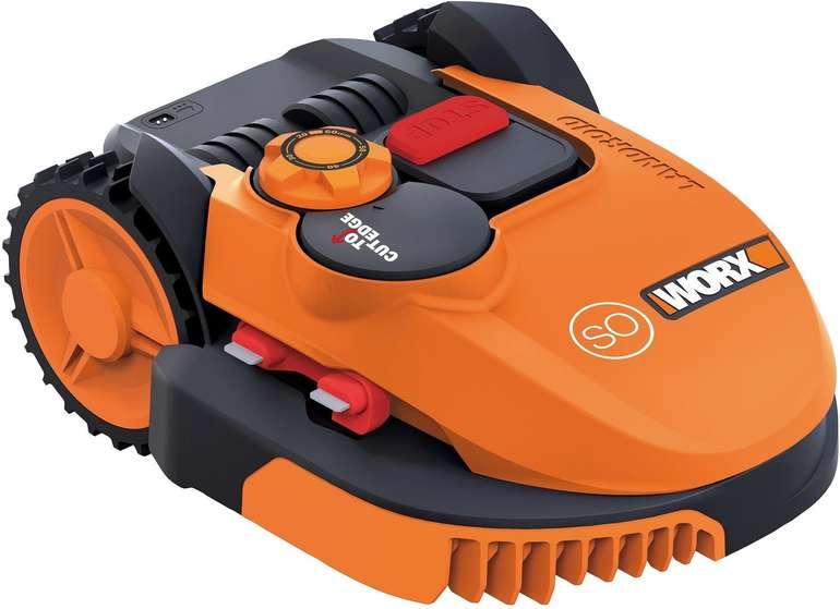 WORX Landroid WR101SI.1 Mähroboter für bis zu 450 m² für 394,06€ (statt 525€)