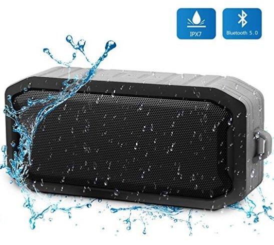Wasserdichtes Bluetooth Duschradio von Mbuynow für 7,29€ inkl. Versand (statt 15€)