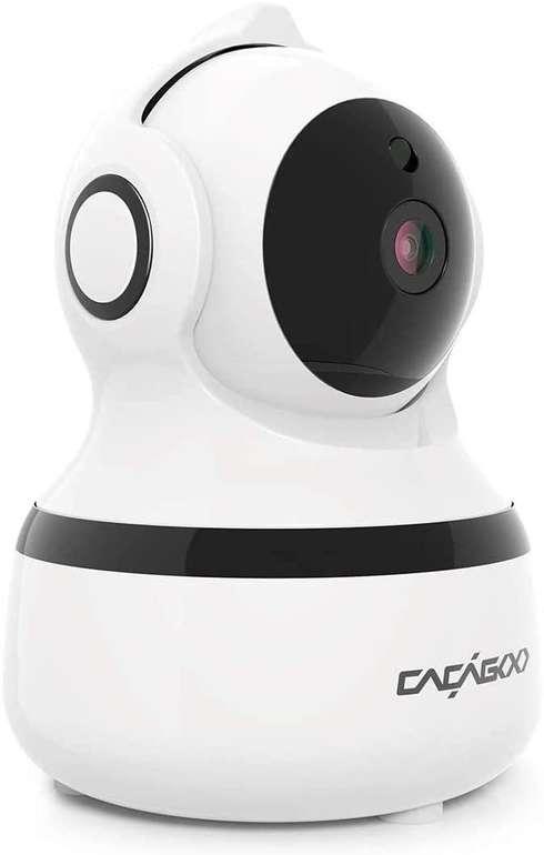 Cacagoo 1080P WLAN IP Überwachungskamera für 18,48€ inkl. Versand (statt 30€)