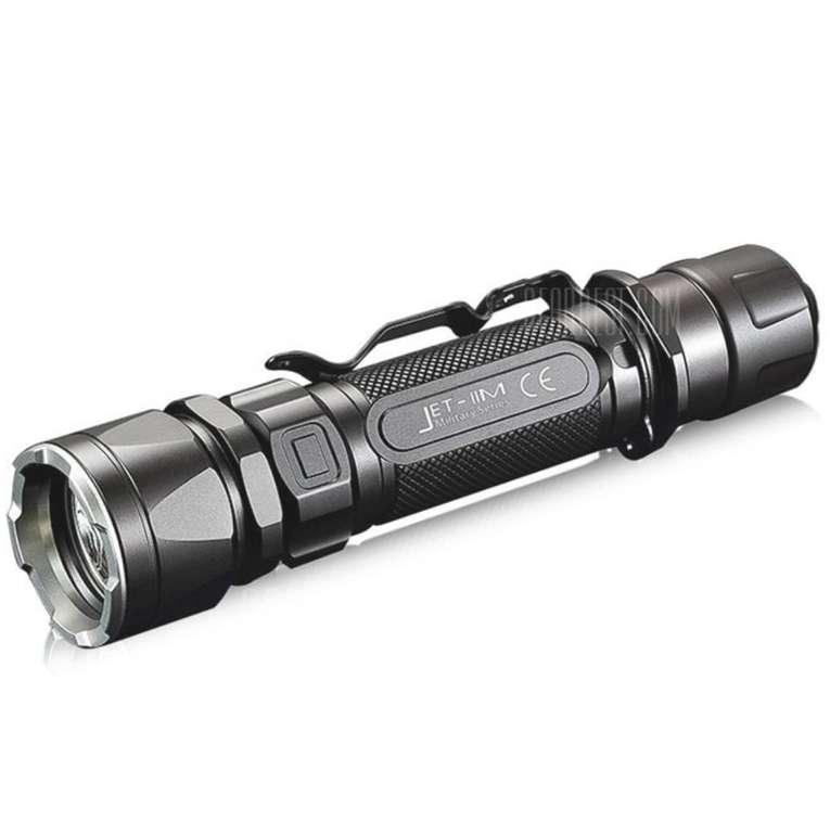 JETBeam - JET IIM CREE XP Taschenlampe für 25,50€ (statt 50€)