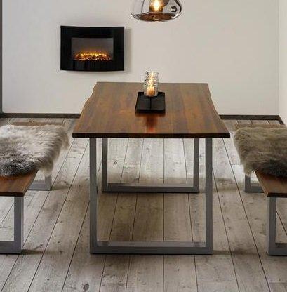 Esstisch Mailo aus Akazienholz 160 x 85 cm für 186,75€ inkl. Versand