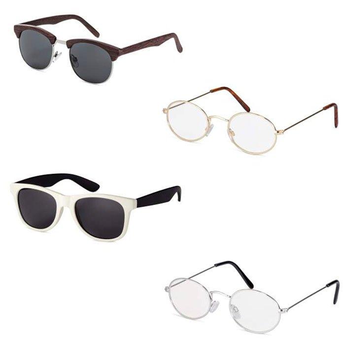 H&M: Sonnenbrillen für Damen je 2,99€ inkl. Versand (statt 8€)