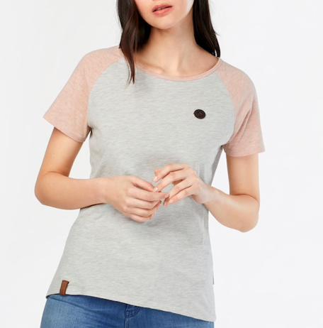 "Naketano Damen T-Shirt ""Gebumst wie gebämst"" zu 16,18€ inkl. Versand (statt 22€)"